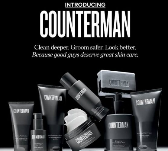 Beautycounter's Counterman Collection