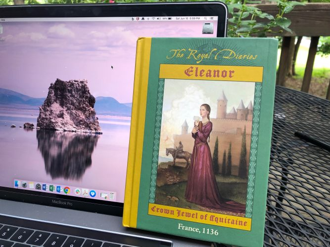 Eleanor of Aquitaine Book