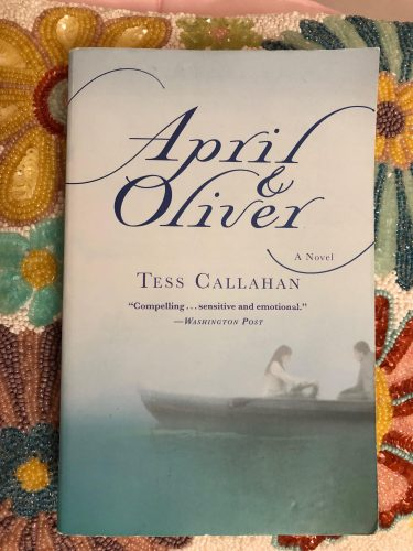 Book Review: April & Oliver