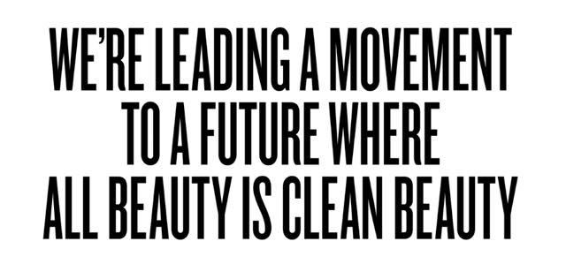 All Beauty is Clean Beauty